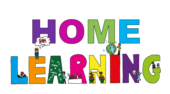 Image result for home learning cartoon